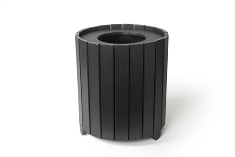 10 Gallon Round Trash Container