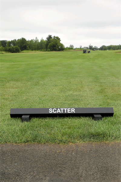 Cart Directional Barrier
