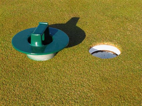 Golf Hole Ring Cup Setter